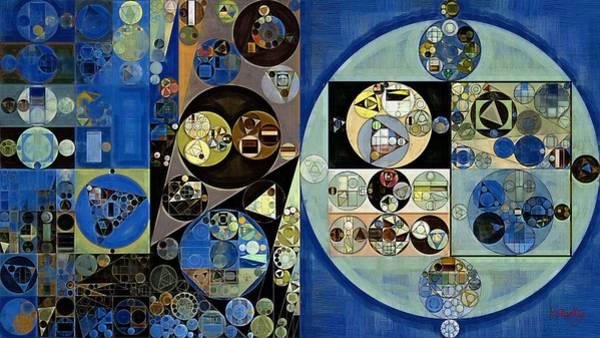 Feelings Digital Art - Abstract Painting - Onyx by Vitaliy Gladkiy