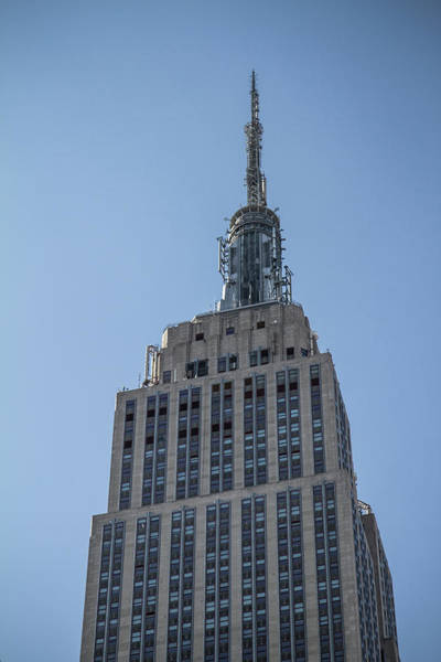 Photograph - Empire State Building by Robert J Caputo