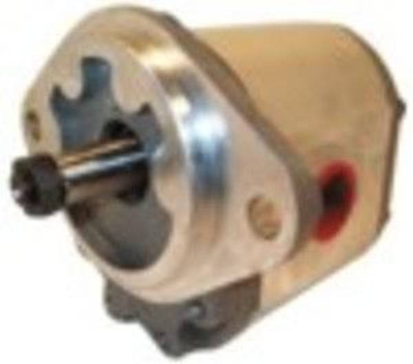 Pump Drawing - Hydraulic Gear Pump by Whitehouse Productsltd