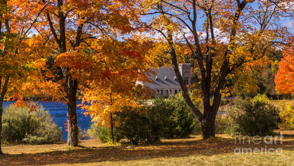 - Old Stone Church. West Boylston, Massachusetts. by New England Photography
