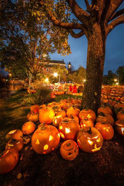 Photograph - Pumpkinfest 2015 by Robert Clifford