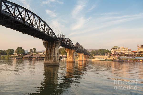 Photograph - River Kwai Bridge by Didier Marti