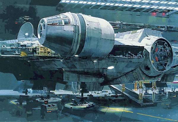 Star Wars Episode 3 Wall Art - Digital Art - Star Wars Heroes Poster by Larry Jones