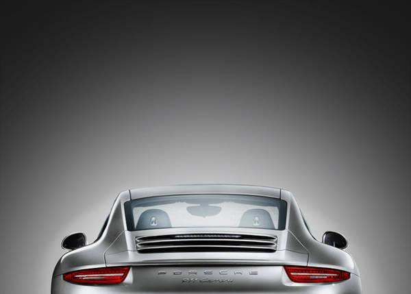 Wall Art - Photograph - 911 Carrera by Mark Rogan
