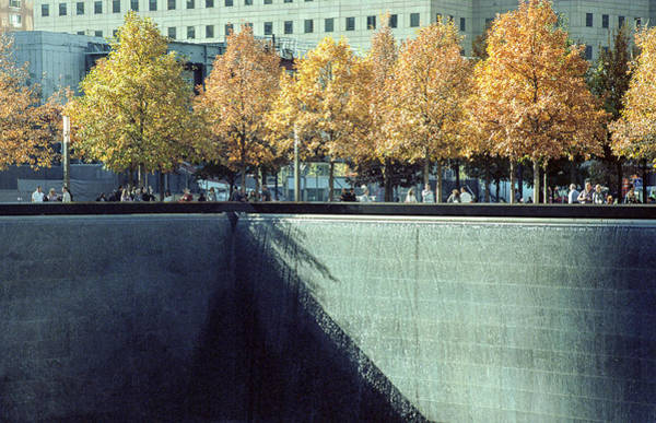 Photograph - 911 Memorial  by Pete Hendley