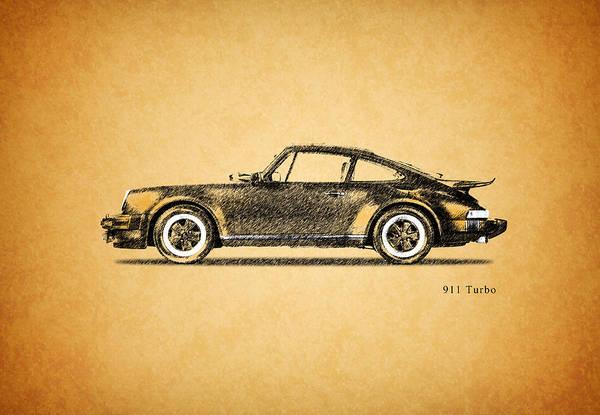 Wall Art - Photograph - 911 Turbo by Mark Rogan