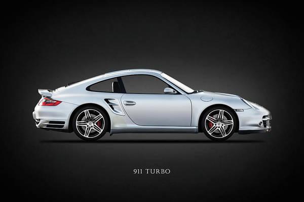 Wall Art - Photograph - 911 Turbo Type 997 by Mark Rogan