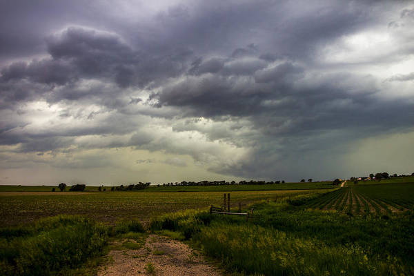 Photograph - 9th Storm Chase 2015 024 by NebraskaSC