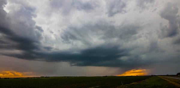Photograph - 9th Storm Chase 2015 039 by NebraskaSC