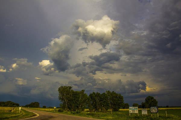 Photograph - 9th Storm Chase 2015 063 by NebraskaSC