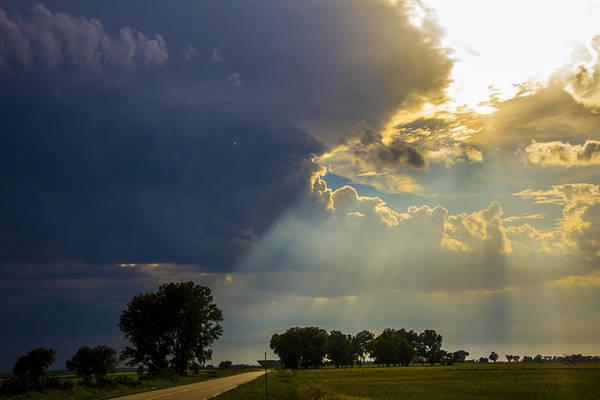 Photograph - 9th Storm Chase 2015 065 by NebraskaSC