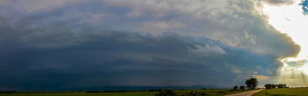 Photograph - 9th Storm Chase 2015 069 by NebraskaSC