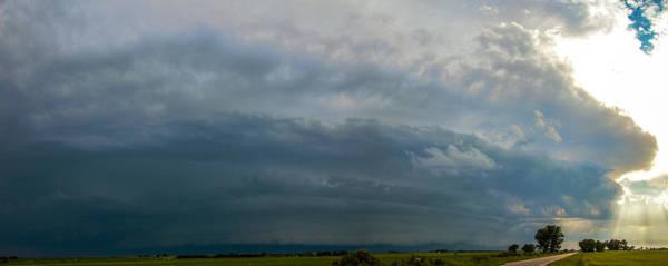 Photograph - 9th Storm Chase 2015 071 by NebraskaSC