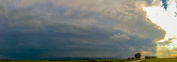 Photograph - 9th Storm Chase 2015 074 by NebraskaSC