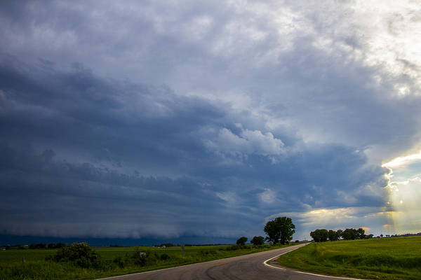 Photograph - 9th Storm Chase 2015 075 by NebraskaSC
