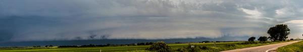 Photograph - 9th Storm Chase 2015 077 by NebraskaSC