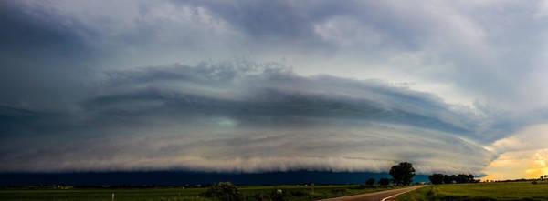 Photograph - 9th Storm Chase 2015 080 by NebraskaSC