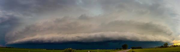 Photograph - 9th Storm Chase 2015 089 by NebraskaSC