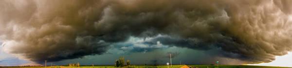 Photograph - 9th Storm Chase 2015 091 by NebraskaSC