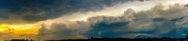 Photograph - 9th Storm Chase 2015 094 by NebraskaSC