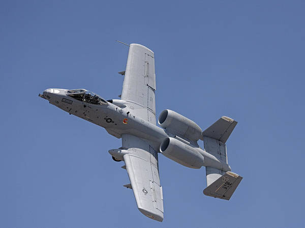 Photograph - A 10 Thunderbolt by Charles McKelroy