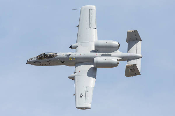 Photograph - A-10 Thunderbolt II by John Daly