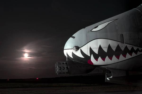Wall Art - Photograph - A-10 Warthog Gatling Gun by Daniel Hagerman