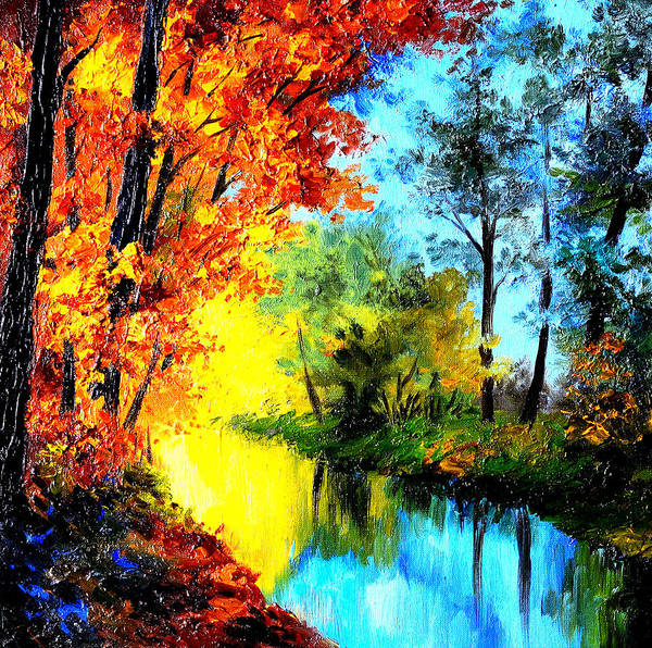 Painting - A Beautiful Day by Karen Showell