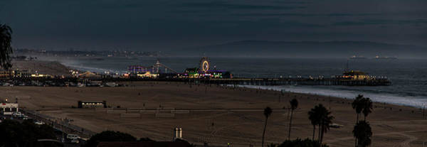 Photograph - A Beautiful Evening At The Pier by Gene Parks