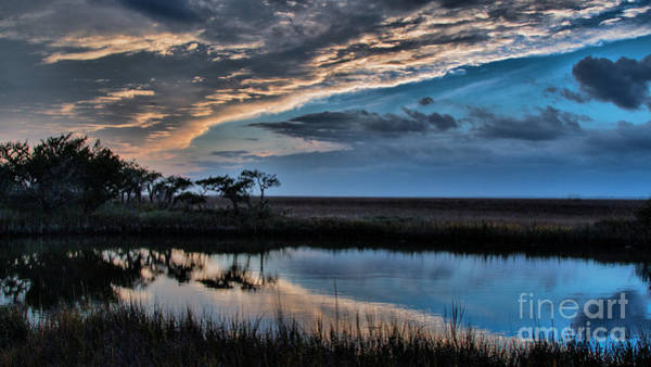 Photograph - A Beautiful Evening by Dave Bosse