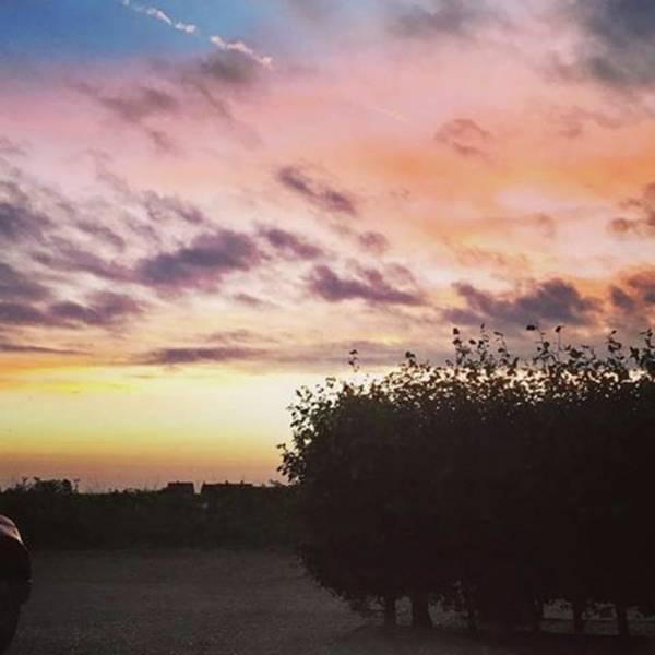 Wall Art - Photograph - A Beautiful Morning Sky At 06:30 This by John Edwards