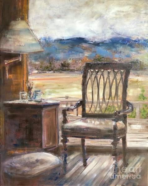 Painting - A Bigger Picture by Lori Pittenger