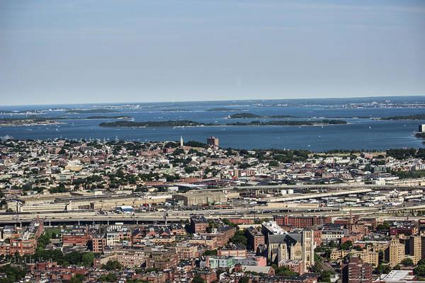 Photograph - A Boston Landscape by Roberta Byram