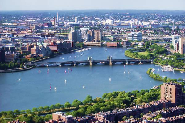 Photograph - A Boston View 5 by Roberta Byram