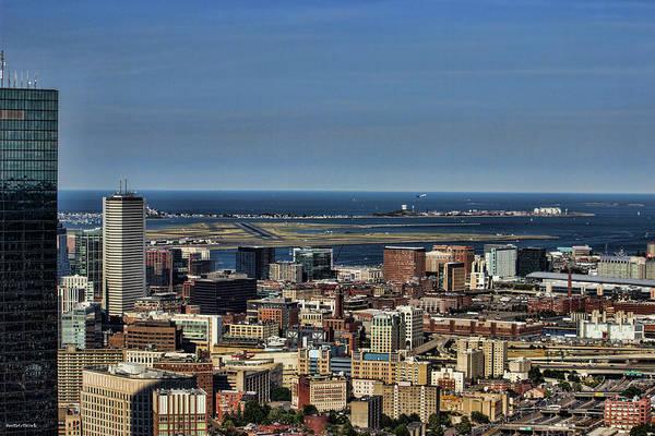 Photograph - A Boston View 7 by Roberta Byram