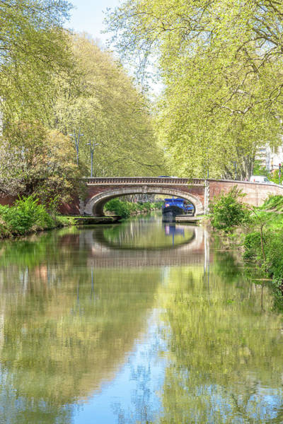Wall Art - Photograph - A Bridge Over The Brienne  by W Chris Fooshee