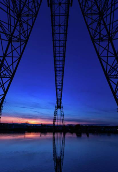 Transporter Wall Art - Photograph - A Bridge Too Far by Nigel Jones