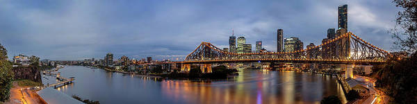 Wall Art - Photograph - A Brisbane Story by Az Jackson