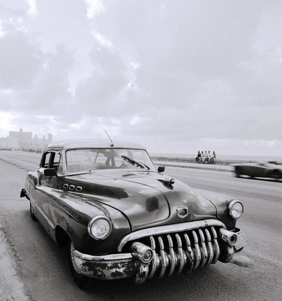 Photograph - A Buick Car by Shaun Higson