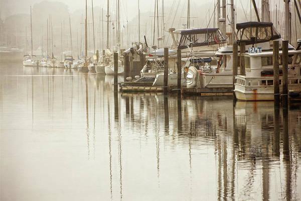 Sailboat Mixed Media - A Canal View by Karol Livote