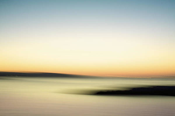 Wall Art - Photograph - A Candy Colored Sunset by Julius Reque