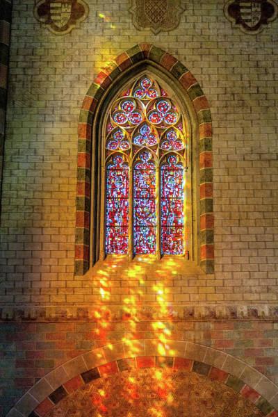 Wall Art - Photograph - A Cascade Of Light by W Chris Fooshee