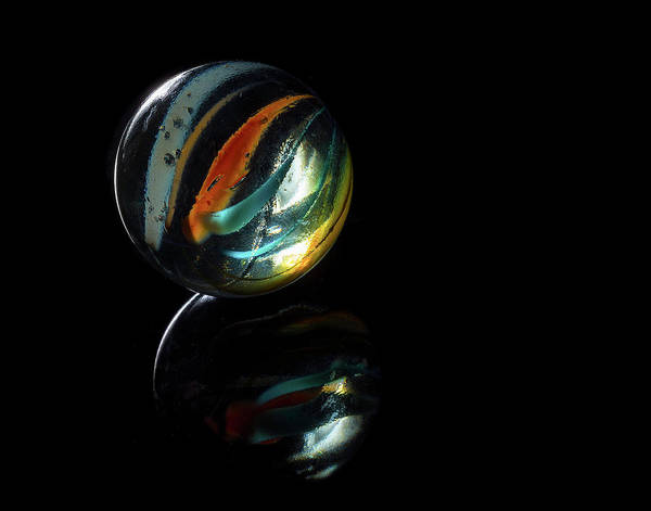 Photograph - A Child's Universe 2 by James Sage