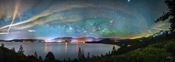 Photograph - A City Full Of Stars By Brad Scott by Brad Scott