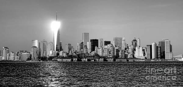 Photograph - A City Reborn  by Olivier Le Queinec