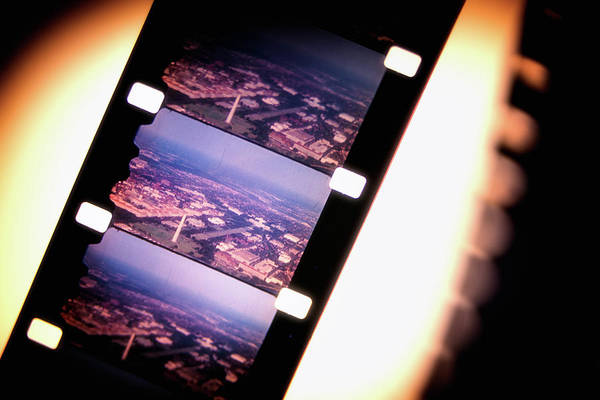 Cinematography Photograph - A Clip  by Marnie Patchett