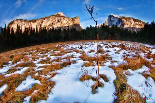 Photograph - A Cold Yosemite Evening by Blake Richards