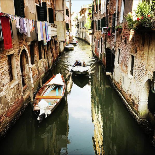 Photograph - A Corner In Venice by Alessandro Della Pietra
