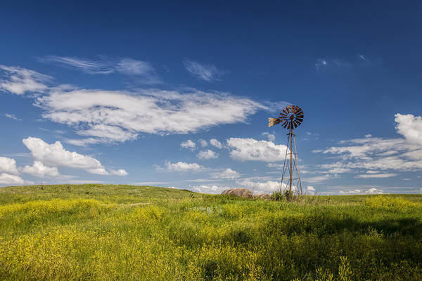 Photograph - A Country Afternoon by Scott Bean