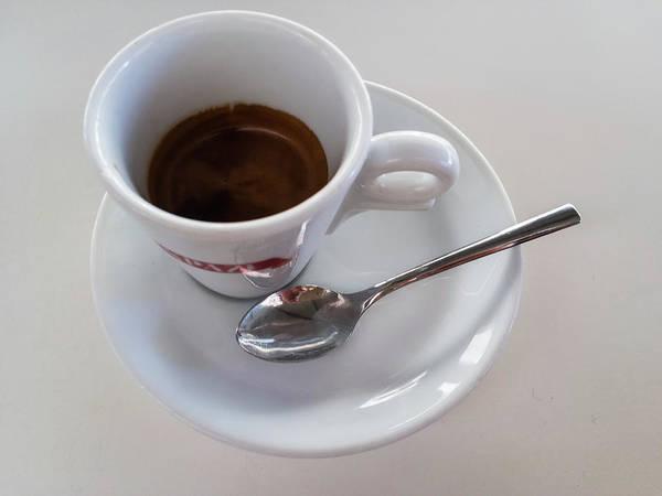 Photograph - A Cup Of Espresso by Marina Usmanskaya